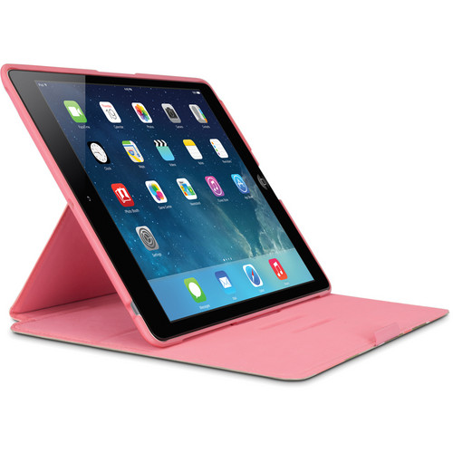 Belkin FormFit Cover for iPad Air (Pink Stripe)