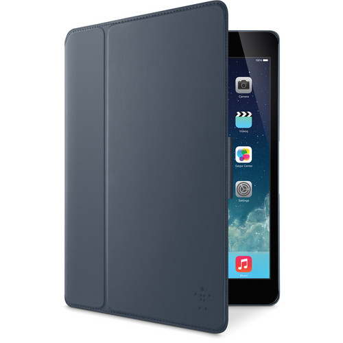 Belkin FreeStyle Cover for iPad Air (Slate)