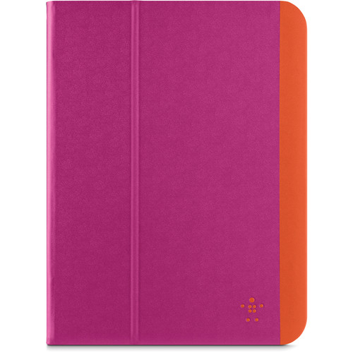 Belkin Slim Style Cover for iPad Air 2 and iPad Air (Azalea/Fiesta)