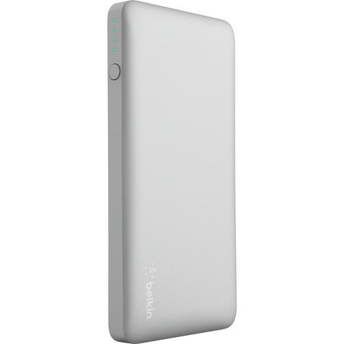Belkin Pocket Power 5K Power Bank (Silver)