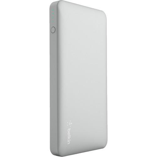Belkin Pocket Power 10K Power Bank (Silver)