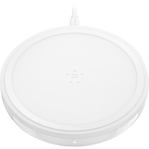 Belkin BOOSTUP Bold Universal Wireless Charging Pad (White)