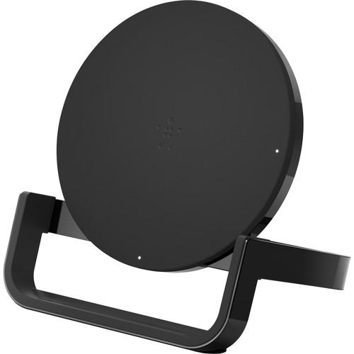 Belkin BOOSTUP 10W Wireless Charging Stand (Black)
