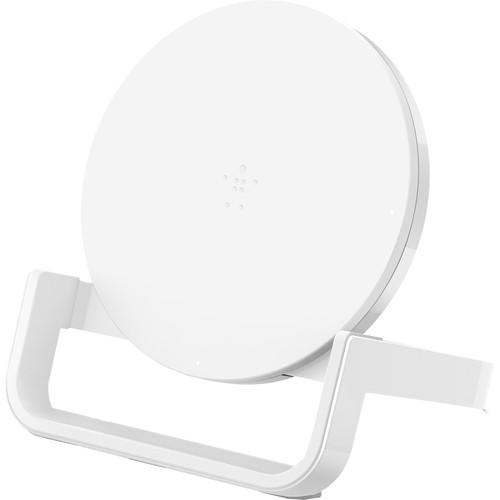 Belkin BOOSTUP 10W Wireless Charging Stand (White)
