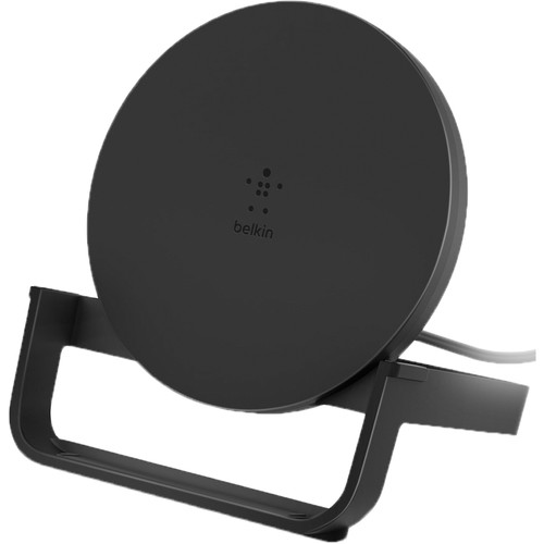 Belkin BOOSTUP 10W Wireless Charging Stand (Black)