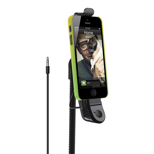 Belkin TuneBase Hands-Free AUX for iPhone 5/5s & iPod touch 5th Generation