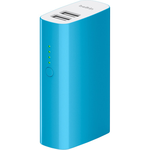 Belkin 4000mAh MIXIT Power Pack (Blue)