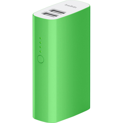 Belkin 4000mAh MIXIT Power Pack (Green)