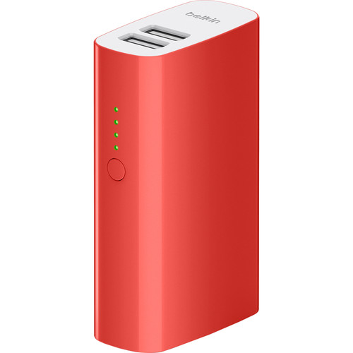 Belkin 4000mAh MIXIT Power Pack (Red)