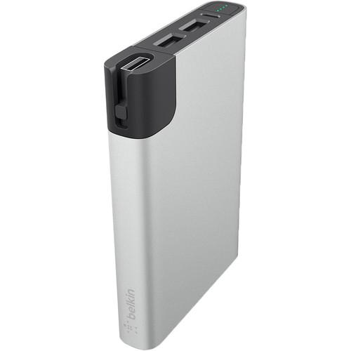 Belkin MIXIT Power RockStar 10000mAh Power Pack (Silver)