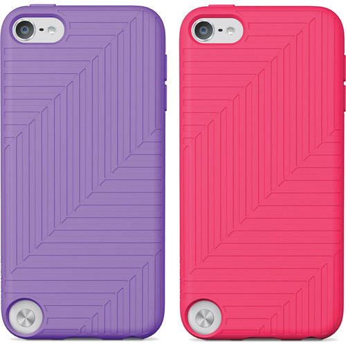 Belkin Flex Case for iPod touch 5G (2-Pack, Volta/Paparazzi Pink)