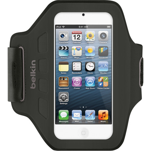 Belkin EaseFit Armband for iPod (Blacktop)