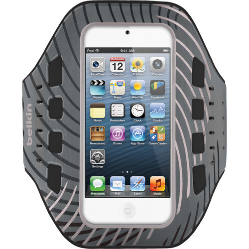 Belkin Pro-Fit Armband for iPod touch 5th Gen (Blacktop)
