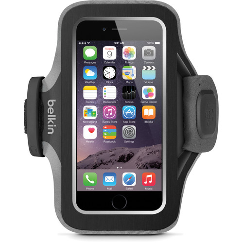 Belkin Slim-Fit Plus Armband for iPhone 6/6s (Black)