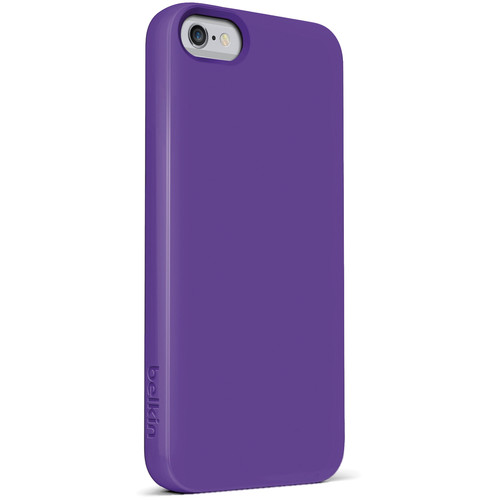 Belkin Grip Case for iPhone 6/6s (Purple)