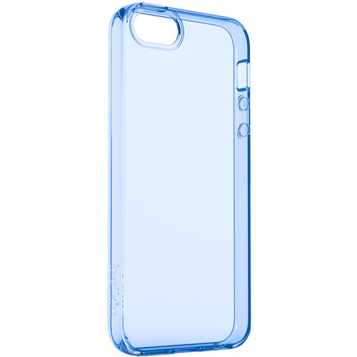 Belkin Air Protect Clear Case for iPhone SE (Blue Sail)