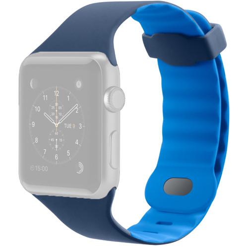 Belkin Sport Band for Apple Watch (42mm/44mm, Marina Blue)