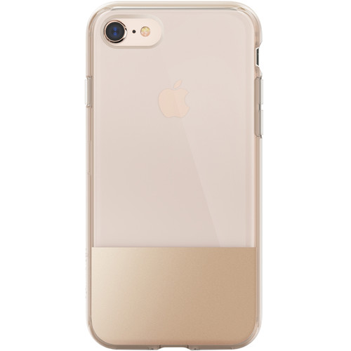 Belkin SheerForce Case for iPhone 7/8 (Gold)