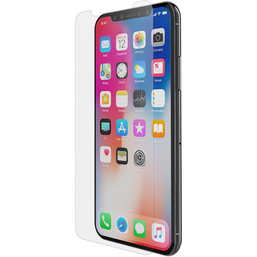 Belkin ScreenForce InvisiGlass Ultra Screen Protector for iPhone X