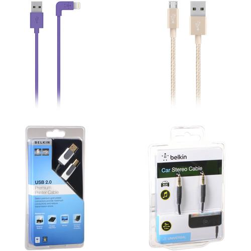 Belkin Multi-Cable Kit