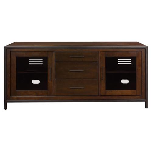 Bell'O FULTON A/V Wood Cabinet (Cocoa)
