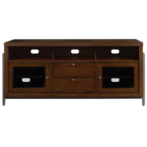 Bell'O GREENWICH A/V Wood Cabinet (Cocoa)