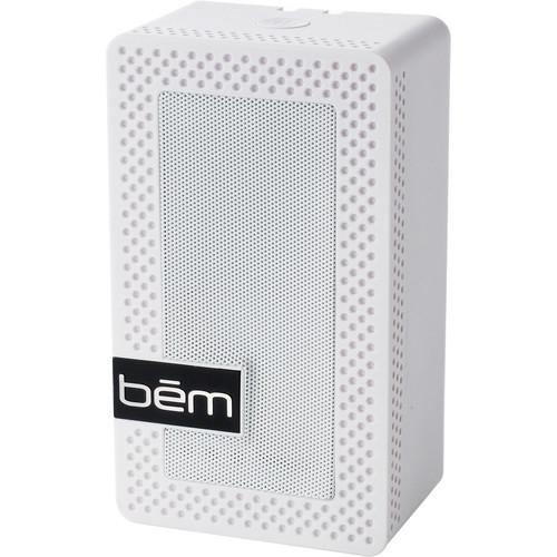 bem WIRELESS Outlet Speaker (White)
