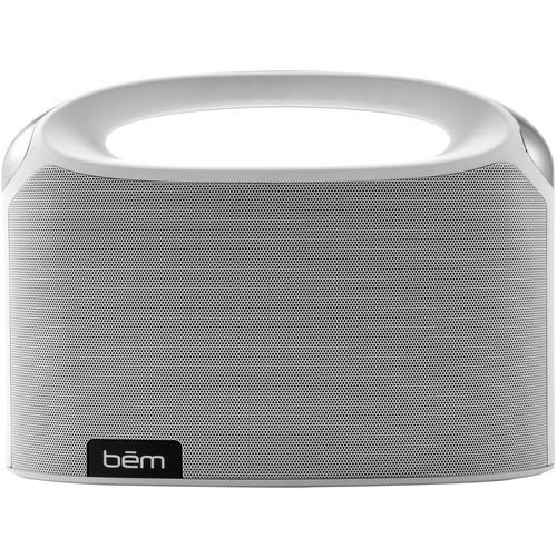 bem WIRELESS Boom Box (White)