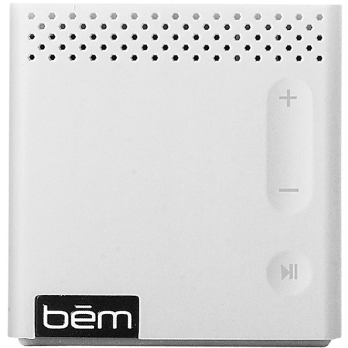 bem WIRELESS Mobile Speaker (White)