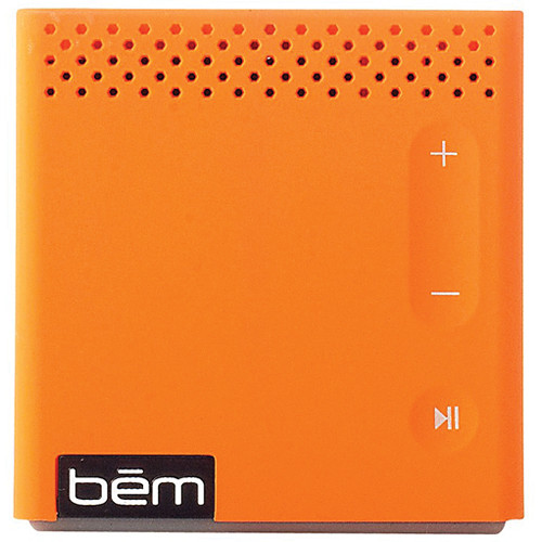 bem WIRELESS Mobile Speaker (Orange)