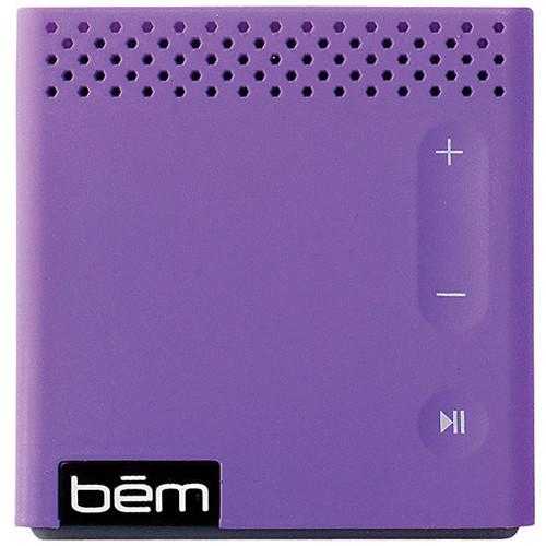 bem WIRELESS Mobile Speaker (Purple)