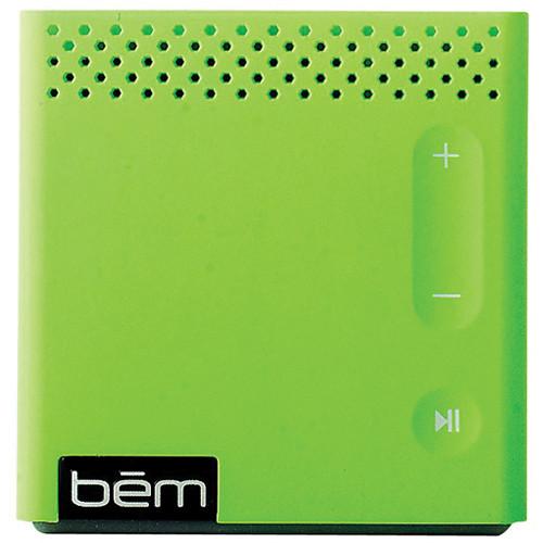 bem WIRELESS Mobile Speaker (Green)