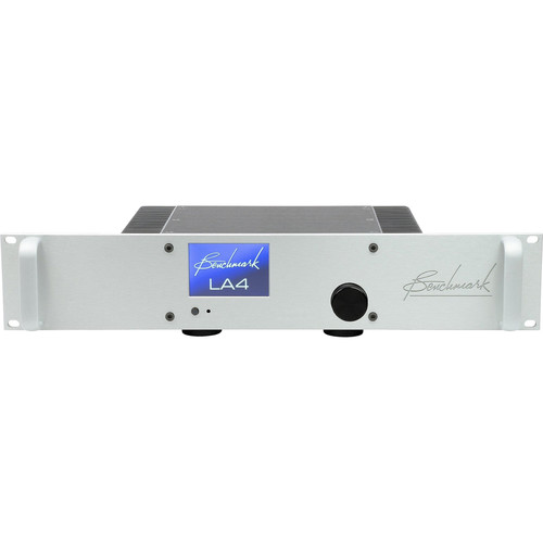 Benchmark LA4 Rackmount Line Amplifier (Silver)