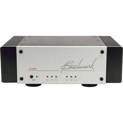 Benchmark AHB2 High-Resolution Power Amplifier (Silver)