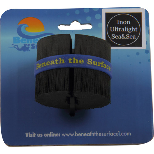 Beneath the Surface 1-Piece Buoyancy Float Set for Ultralight, INON, or Sea & Sea Arms