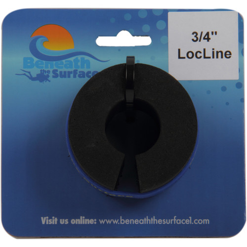 "Beneath the Surface 1-Piece Float for 0.75"" Loc-Line Arms"