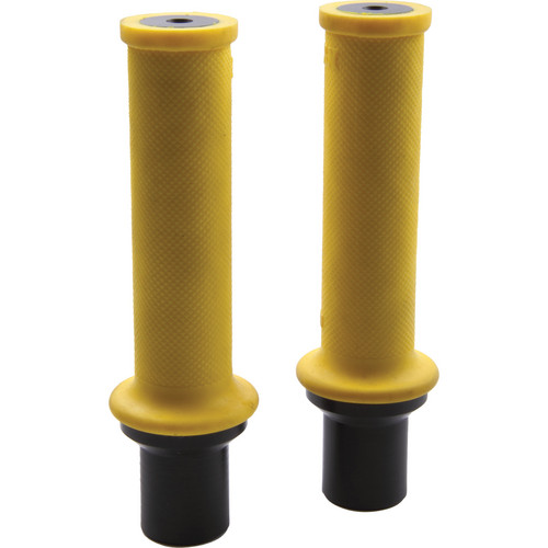 Beneath the Surface Grip Handles for Sea & Sea Travel-Lite Tray System (Yellow, Pair)