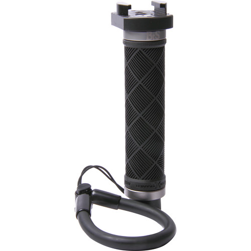 Beneath the Surface Multi Grip with Lanyard for Action Cameras (Silver/Black)