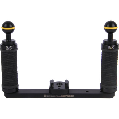 Beneath the Surface Model #3 Action Camera Tray with BMA Handles for Ball Arms