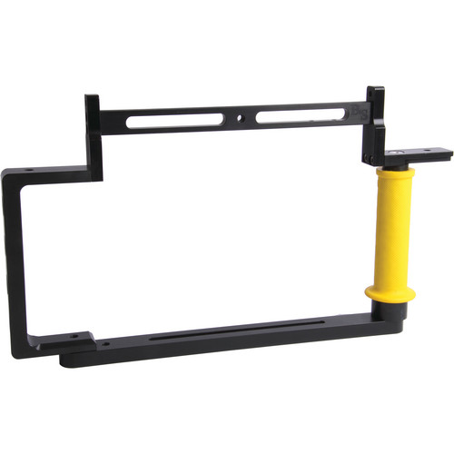 Beneath the Surface Travel-Lite Tray with Yellow Grip Handle for Olympus OM-D Camera Housing