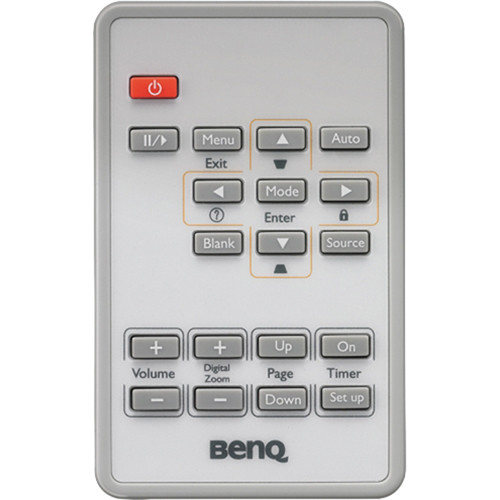 BenQ Remote for MP515ST Projector