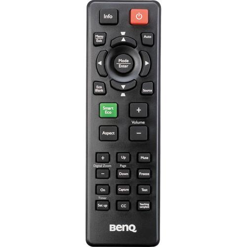 BenQ Remote Control for MS517 & MX518 Projectors