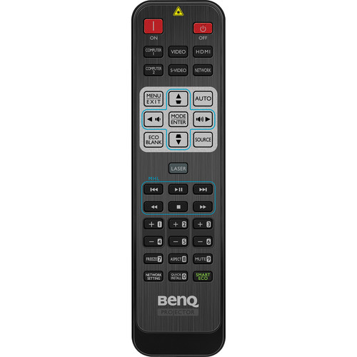 BenQ Remote for MX600 Projector