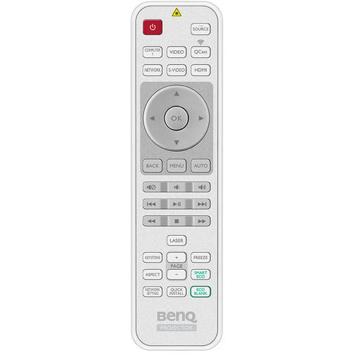 BenQ Remote Control for MW705 Business Projector