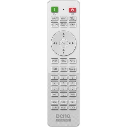 BenQ IR Remote Control for Select BenQ Projectors