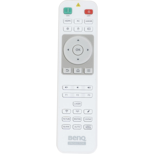 Replacement Remote for BENQ PB7230 Projector Black