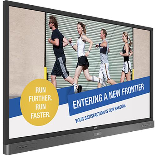 BenQ RP704K 4K UHD 70'' Corporate Interactive Flat Panel Display