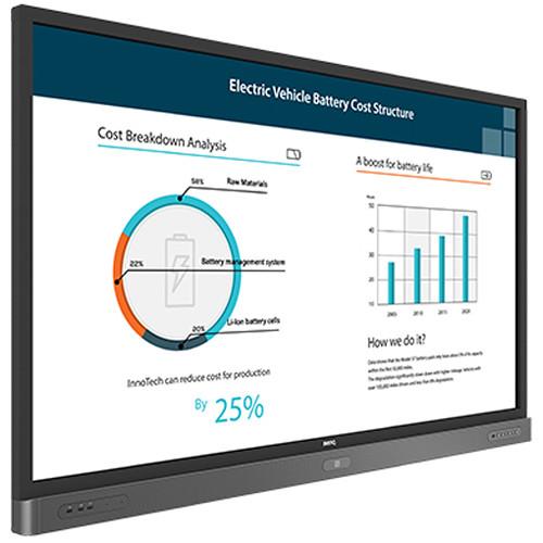 BenQ RP654K 4K UHD 65'' Education Interactive Flat Panel Display