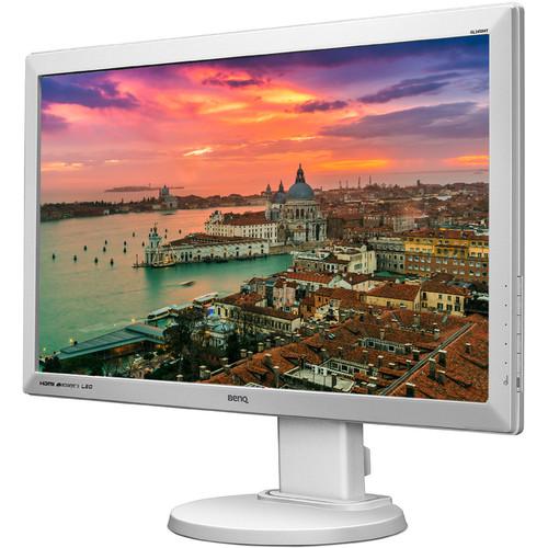 """BenQ GL2450HT 24"""" LED 1920X1080 Screen (White)"""