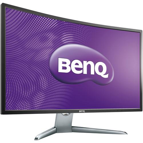 "BenQ EX3200R 31.5"" 16:9 Curved FreeSync Monitor"